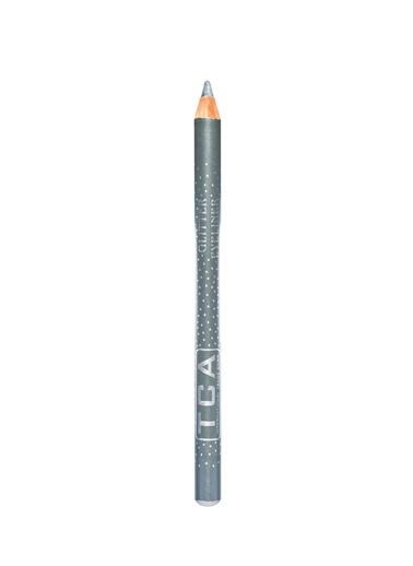 Tca Studio Make Up Glitter Eyeliner - Gray Gri